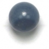 Semi-Precious 8mm Round Sky Quartz